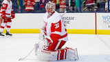 Jared Coreau is back with Red Wings for another chance after Mrazek trade