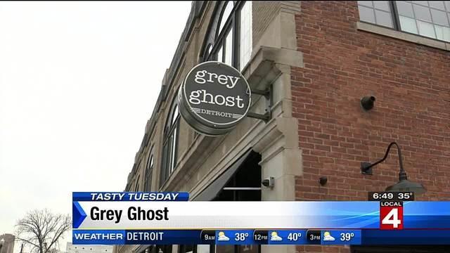 Tasty Tuesday: Grey Ghost