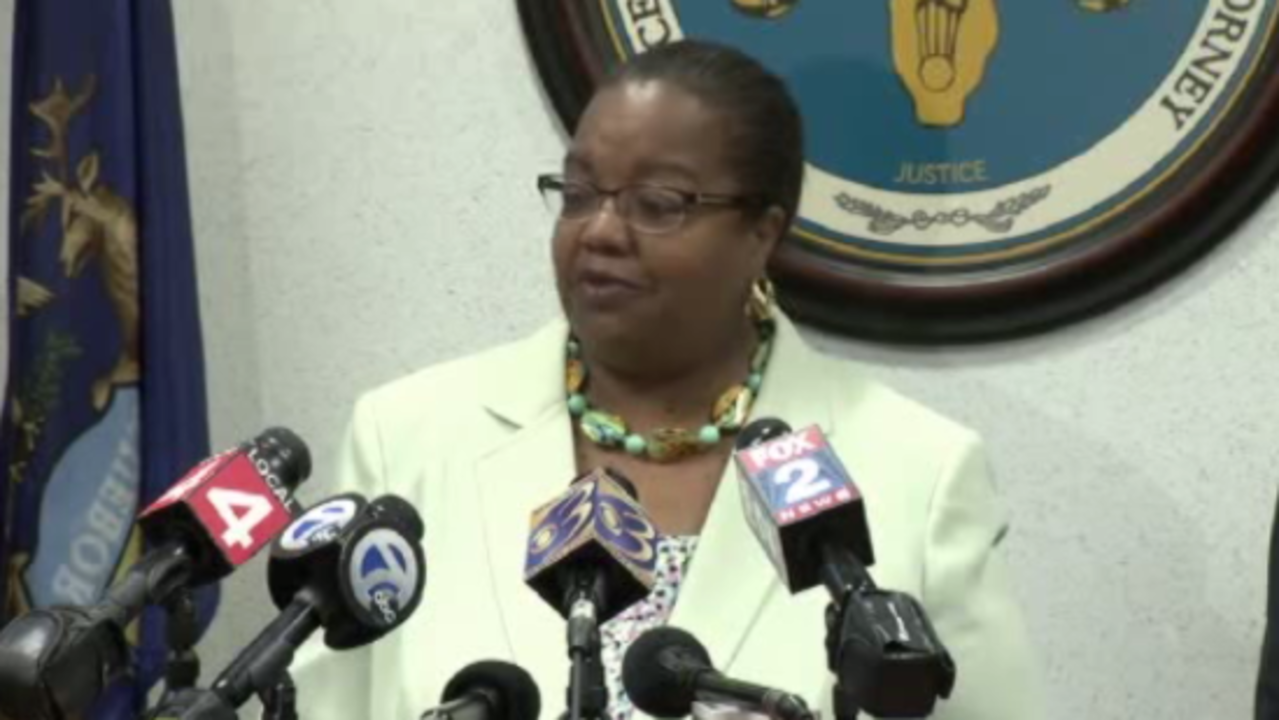 Wayne County Prosecutor Kym Worthy reacts to Richard Wershe parole decision