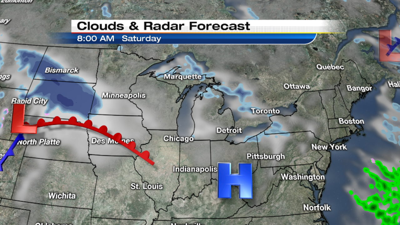 Metro Detroit Weather Forecast Winter Is Here - Us weather map lows