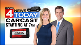 LISTEN LIVE: Metro Detroit traffic conditions, weather updates