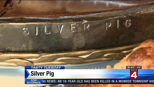 Tasty Tuesday: Silver Pig