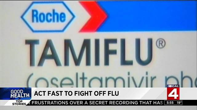 How to act fast to fight off flu