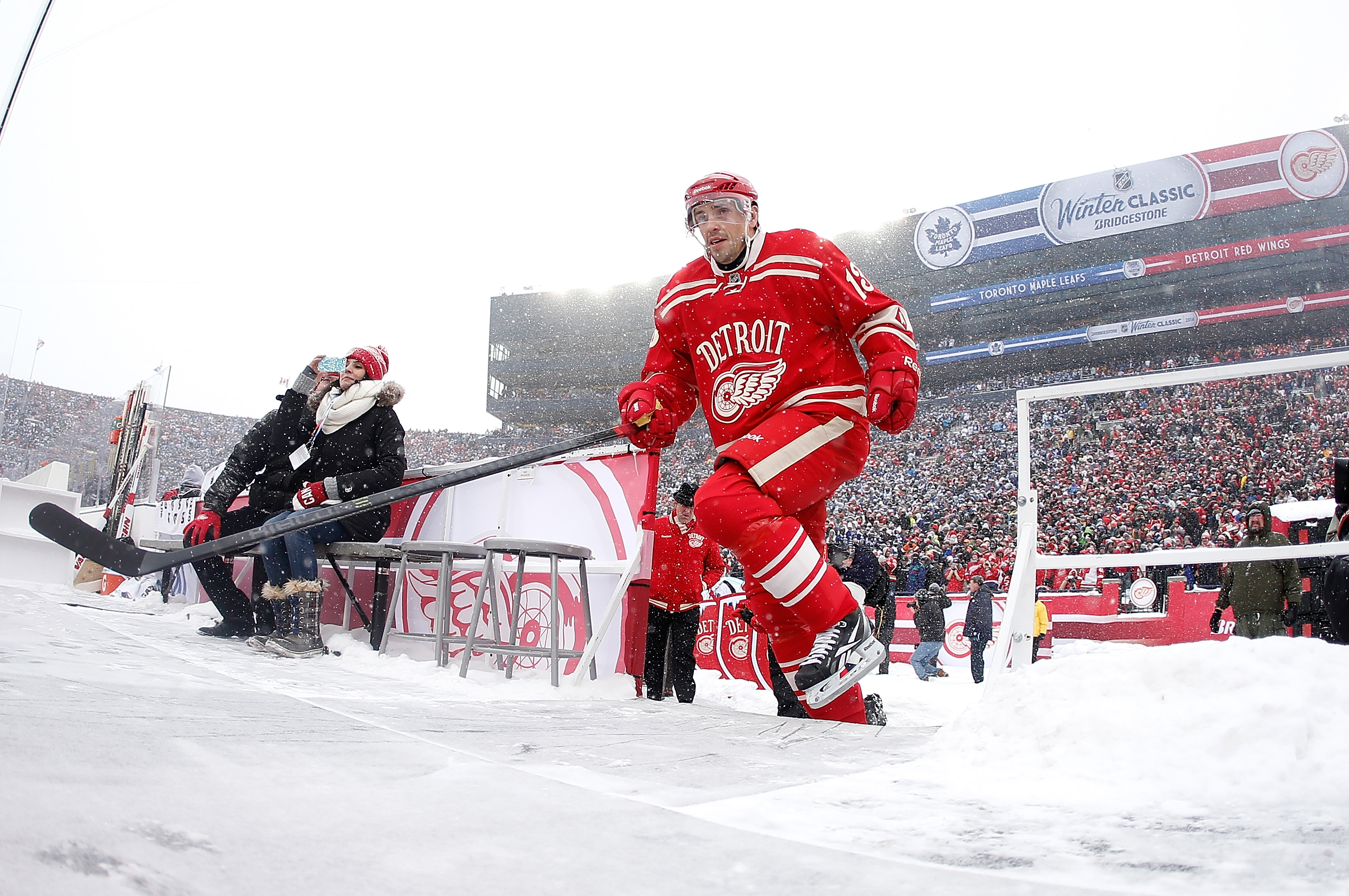 A brief history of Red Wings outdoor games 5fefc8521