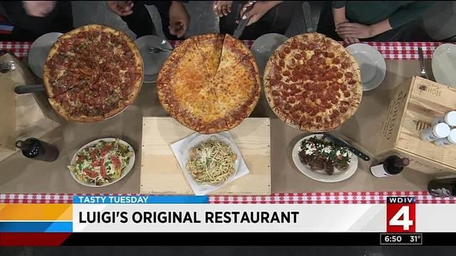 Tasty Tuesday: Luigi's Original Restaurant