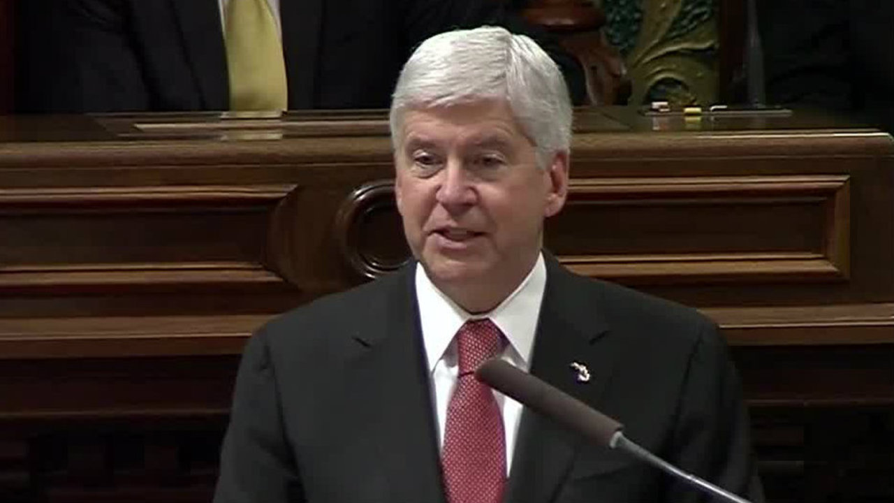 POLL: After 7 years, Michigan voters are split on Snyder's job performance