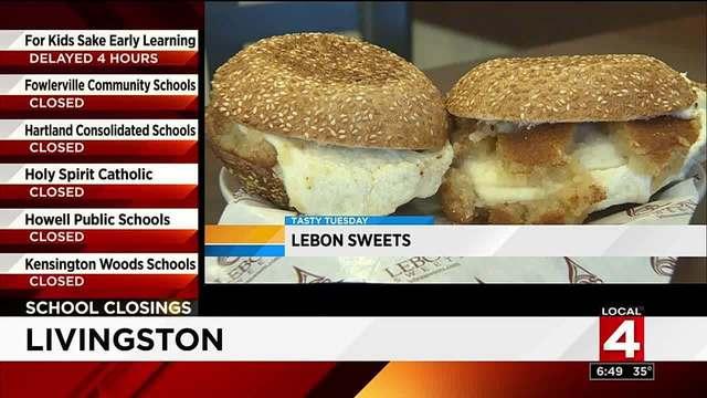 Tasty Tuesday: Lebon Sweets