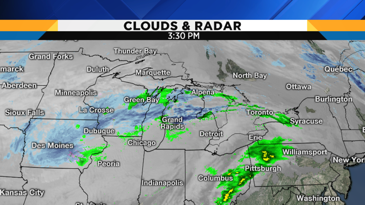 Radar Map For Michigan Live Radar Stream Severe Weather Risk - Weather radar map detroit