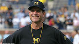 Jim Harbaugh's $8 khaki days are over -- he's all about Lululemon
