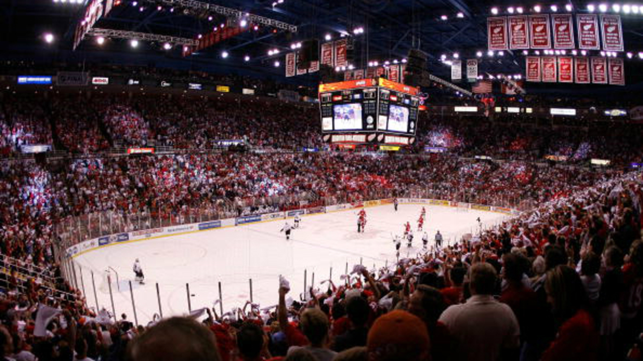 Parking and Directions | Detroit Red Wings