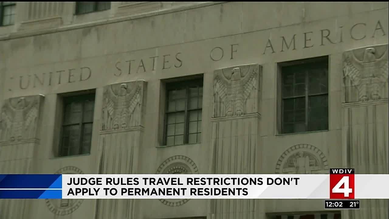 Today S News On Federal Court Rules On Immigration Travel Ban