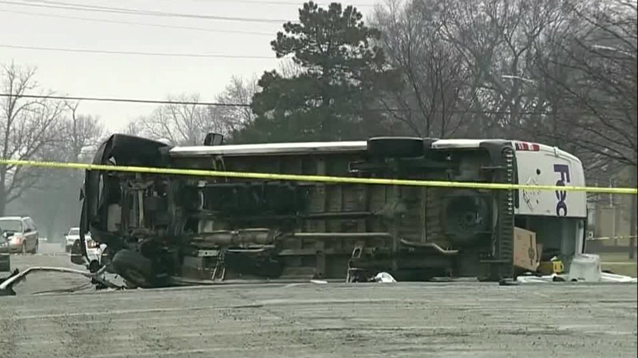 FedEx driver killed by driver fleeing from another crash