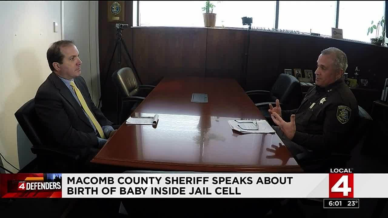 Macomb County Sheriff Stands By Staff After Woman Forced To