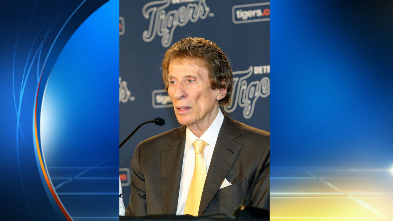 little caesars pizza founder mike ilitch owner of detroit little caesars pizza founder mike ilitch owner of detroit