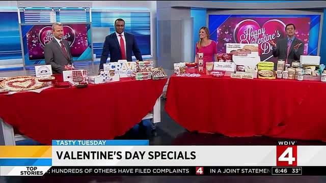 Tasty Tuesday: Valentine's Day Specials