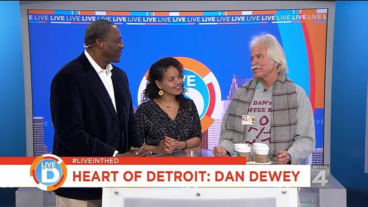 Heart of Detroit: Dan's Coffee Run