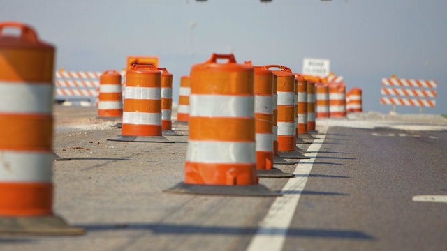 Metro Detroit weekend construction list for Oct 11-14, 2019