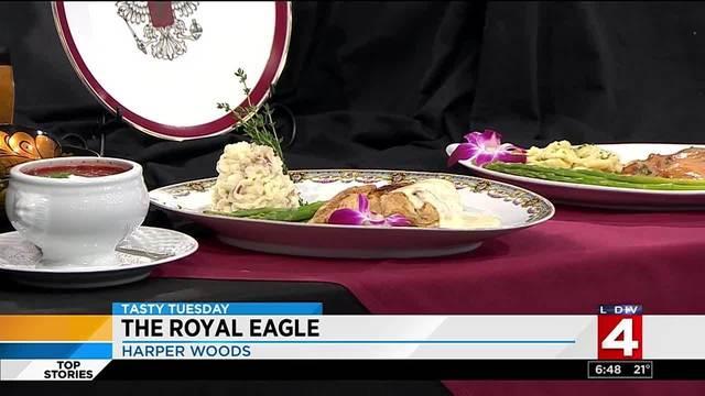 Tasty Tuesday: The Royal Eagle