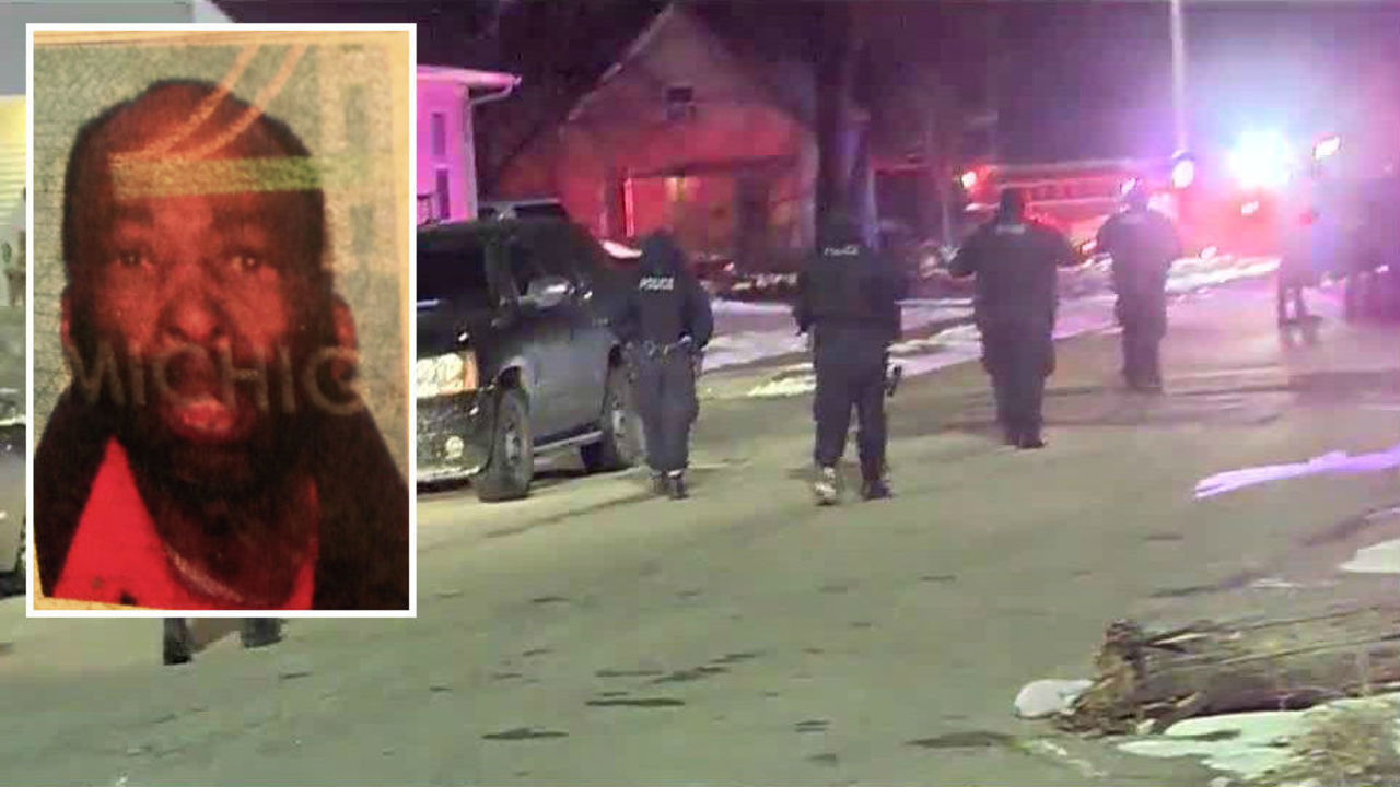 2 Detroit Police Officers Injured In Shooting On City S