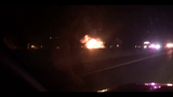 Eastbound I-94 reopens at Gratiot Avenue in Roseville after semi truck fire