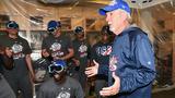 Former Tigers manager Jim Leyland gets emotional after World Baseball&hellip&#x3b;