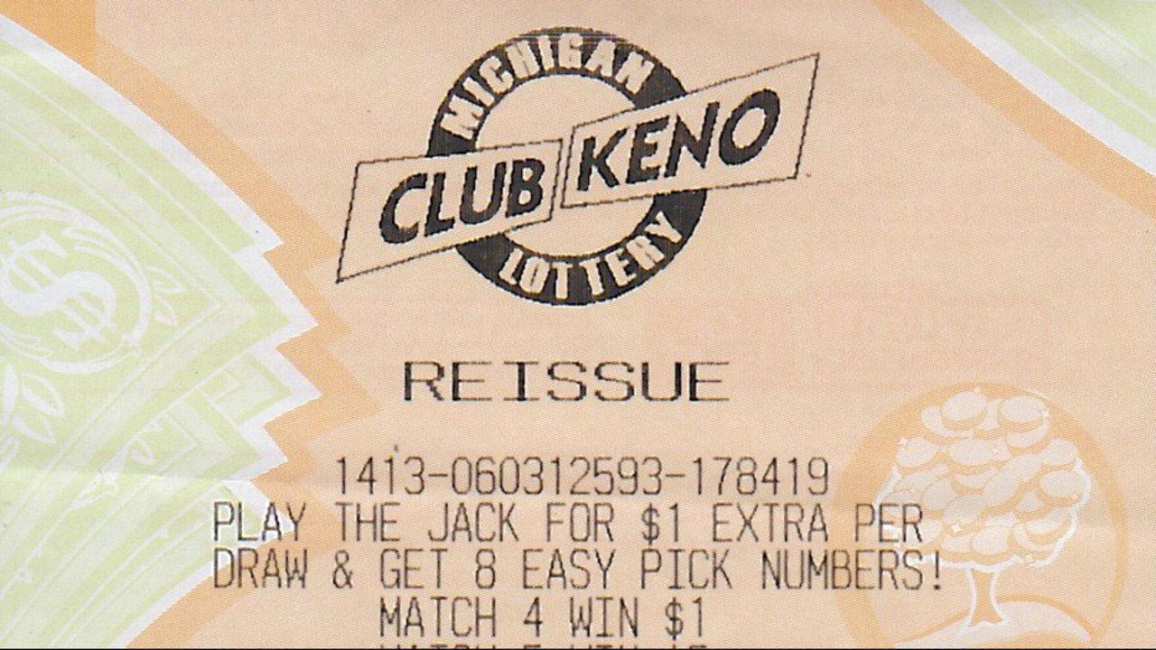 Mi club keno prizes