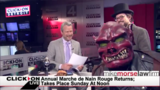 Jason Carr Live: Nain Rouge invades newsroom