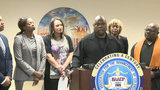 NAACP holds news conference regarding search for DPSCD superintendent