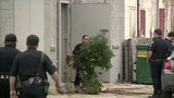 Detroit police remove marijuana plants from facility on city's west side