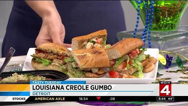 Tasty Tuesday: Louisiana Creole Gumbo