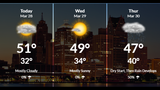 Metro Detroit weather: Mild and dry Tuesday
