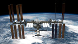 Space Station flies overhead tonight and sunny skies tomorrow