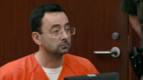 Gymnast says sports doctor Larry Nassar caused pain while molesting her