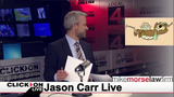 Jason Carr Live: Hugs, goats go nuts, firefighter dodgeball, bear on a patio