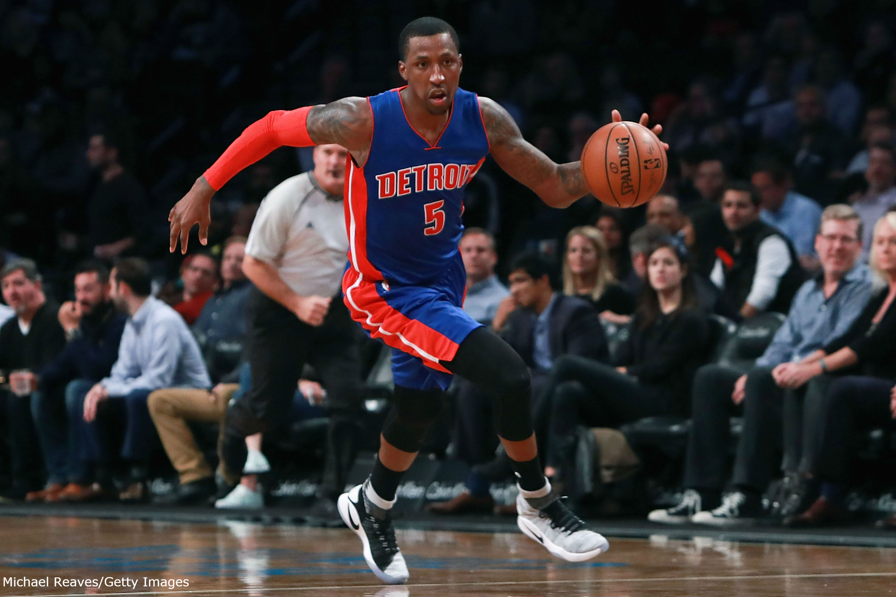 Kentavious Caldwell-Pope arrested on suspicion of DUI