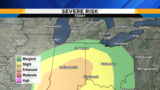 Metro Detroit weather: Heavy rainfall prompts flood watch