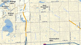Northbound M-5 to close between 12 Mile, Maple roads for construction