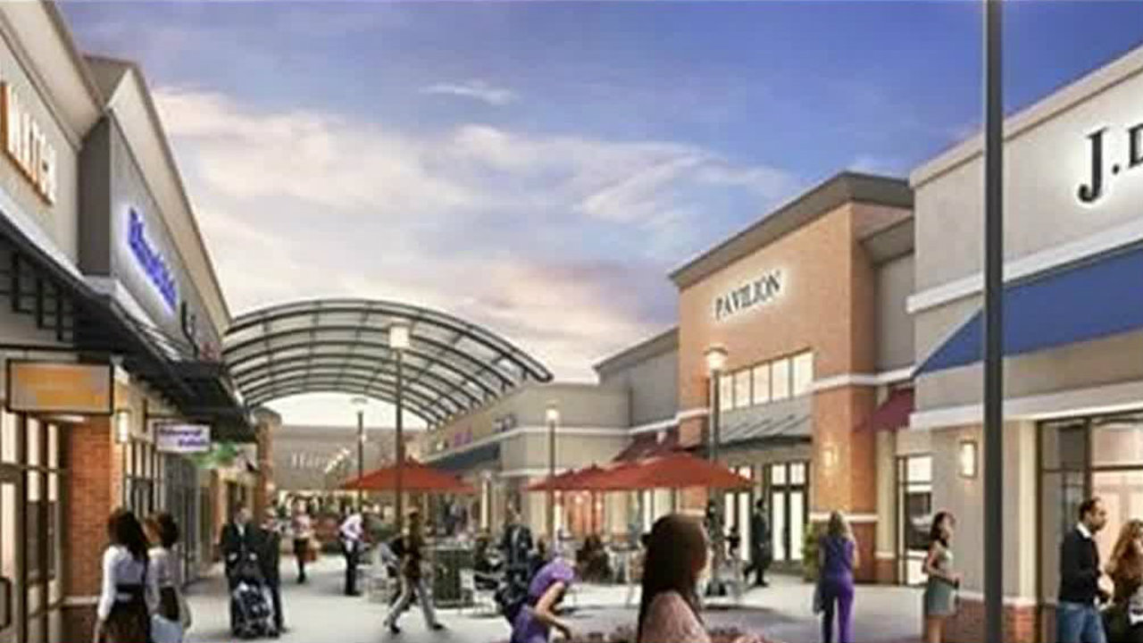 Plans For New Outlet Mall In Romulus Near Metro Airport Scrapped