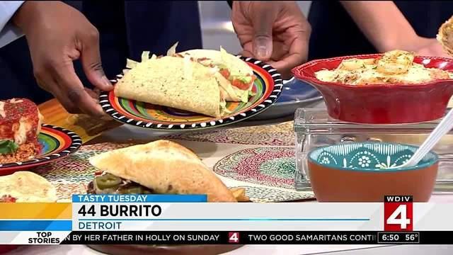 Tasty Tuesday: 44 Burrito