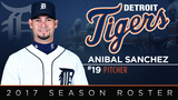 Anibal Sanchez sharp again for Tigers in 6-2 win over Giants