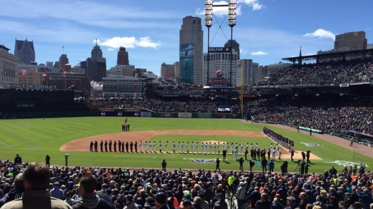 9d604bf79 Detroit Tigers Opening Day 2018  What you need to know