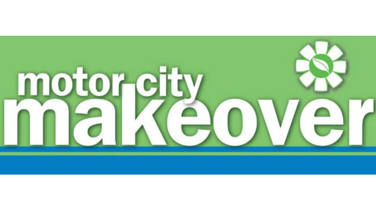 Detroit motor city makeover 365 campaign kicks off for Motor city driving school