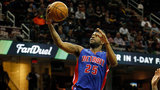 Pistons use 3-point barrage in 4th to top Grizzlies 103-90