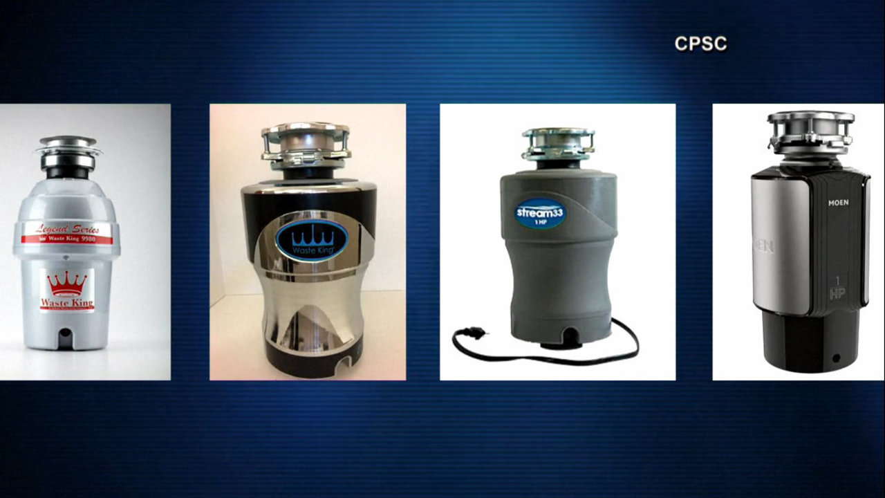 Costco Garbage Disposal >> More than 140K garbage disposals sold at Costco, Walmart ...
