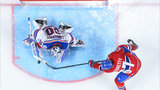 WATCH: Rangers goalie Lundqvist chases Canadiens' Pacioretty away from&hellip&#x3b;
