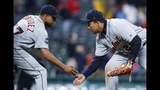 Boyd, Avila lead Tigers past Indians 4-1 for series win