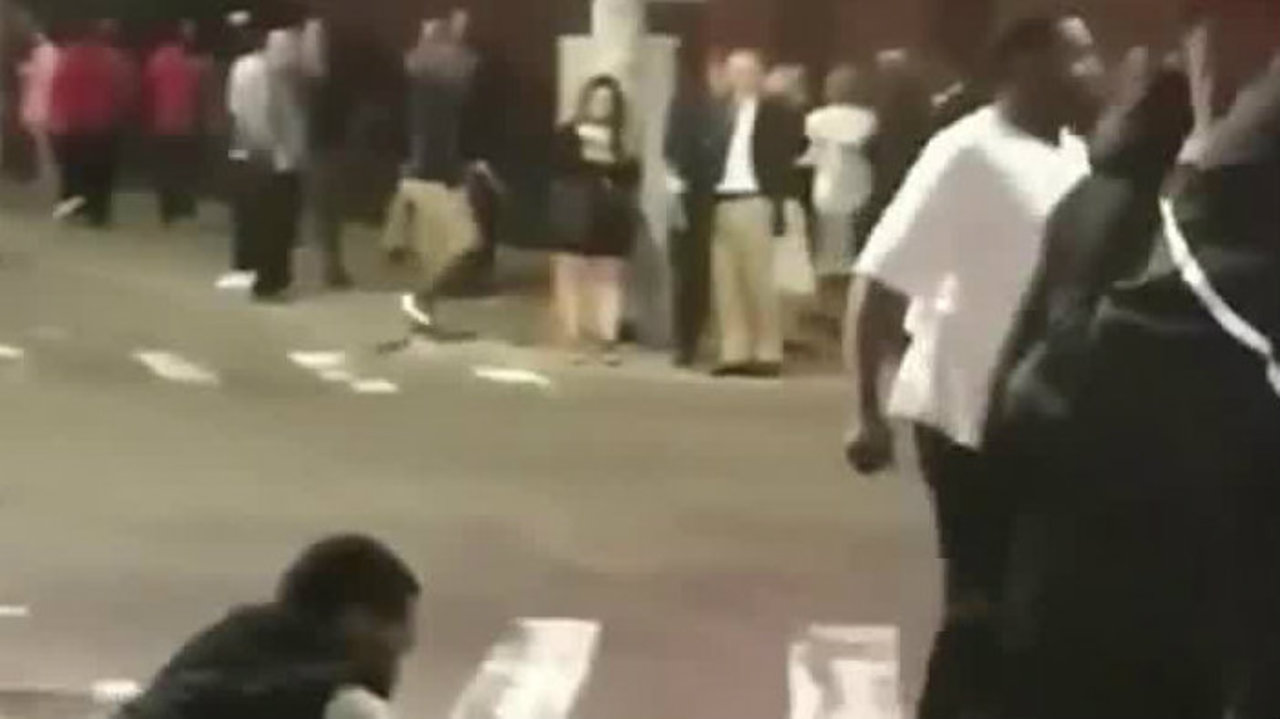 Greektown brawl caught on video: Man sentenced to 29 months to 10 years in prison