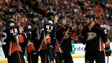 Ducks take 3-0 series lead over Flames with Perry's overtime winner