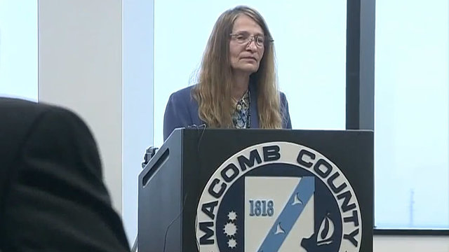 Former Macomb County Clerk Karen Spranger accused of attacking, stealing…
