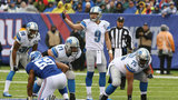 Report: Detroit Lions, New York Giants to play on Monday Night Football